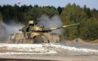 Photo free tank, tower, machine gun