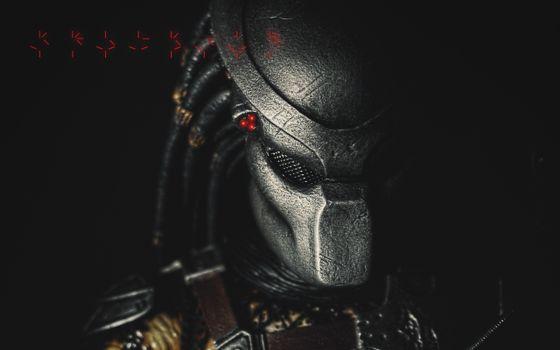 Бесплатные фото хищник,шлем,иероглифы