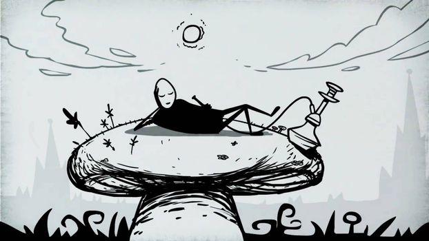 Photo free mushroom, character, Mr Freeman