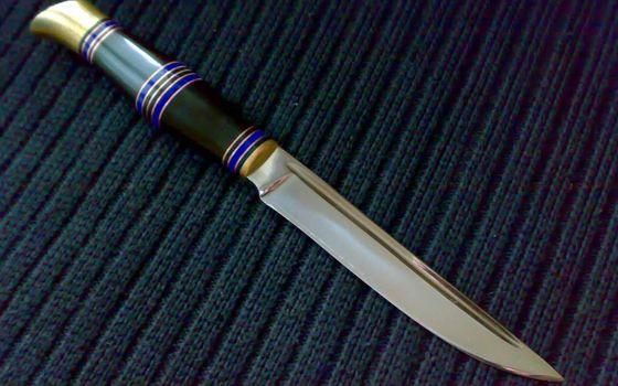 Бесплатные фото нож,лезвие,кровосток,наборная рукоять,материал