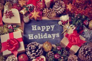 Заставки Рождество, фон, дизайн