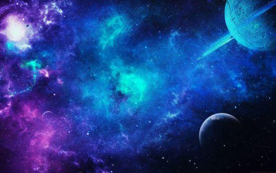 Заставки на тему вселенная, планеты