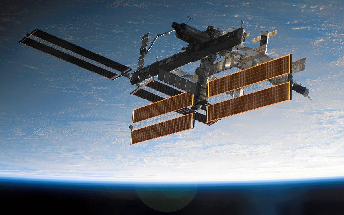 Фото бесплатно невесомость, земля, с орбиты - на рабочий стол