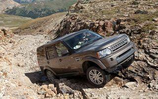 Бесплатные фото Range Rover,Discovery 4,горная местность,подъем,проходимость