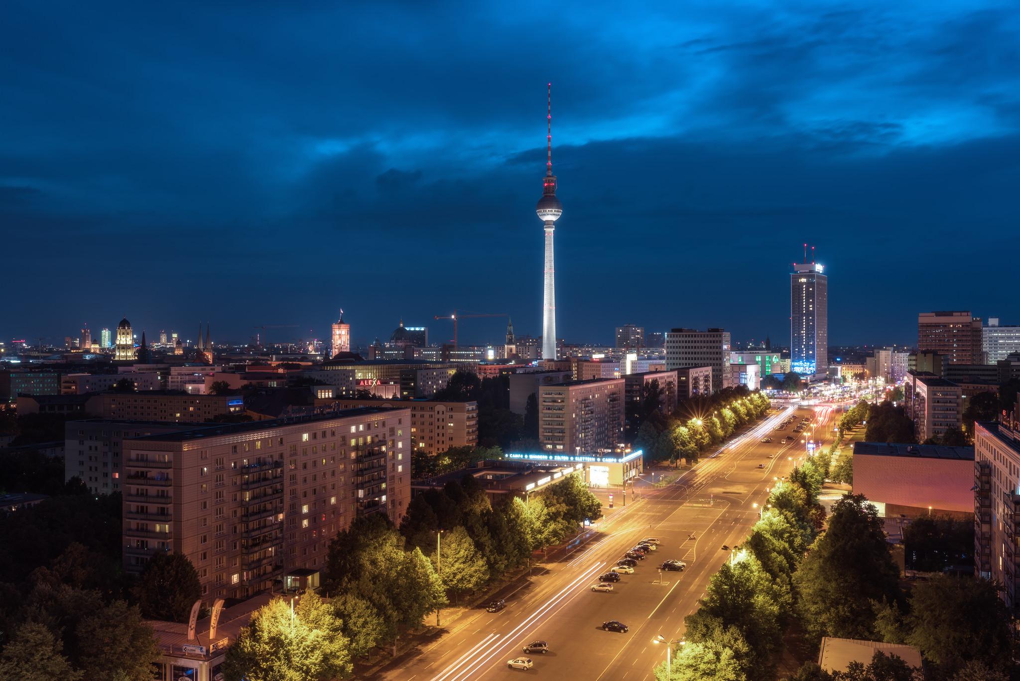 Berlin, Germany, город