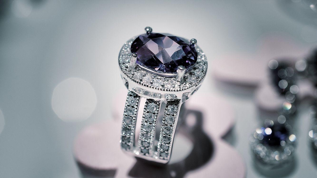 Фото бесплатно драгоценность, кольцо, ювелирное изделие - на рабочий стол