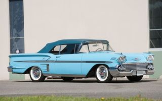 Photo free chevrolet, blue, rarity