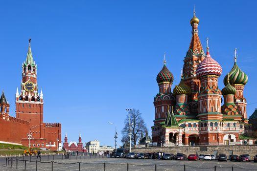 Фото бесплатно Москва, Город, Россия