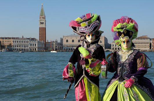 Photo free Italy, Venetian carnival, outfits