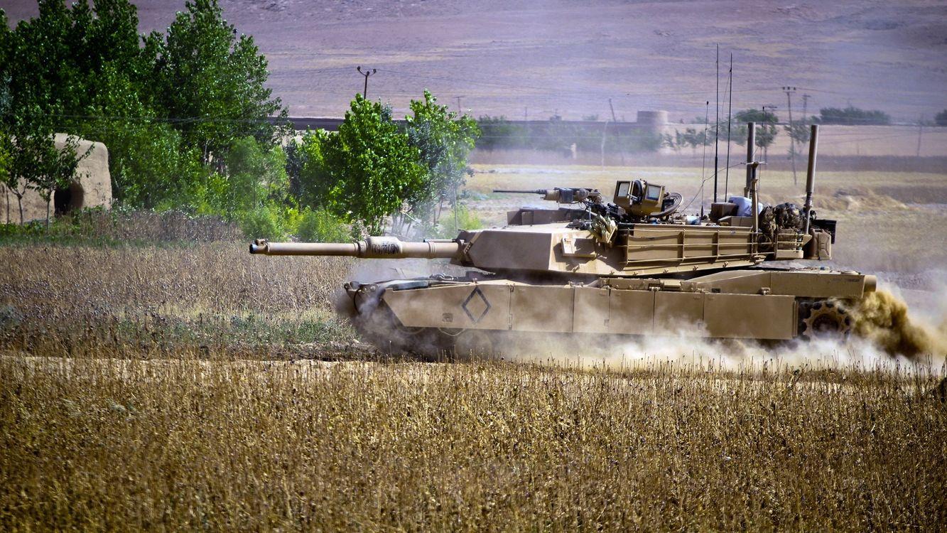 Фото бесплатно танк, башня, дуло - на рабочий стол