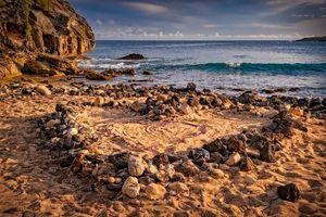 Бесплатные фото Гавайи,море,берег,скалы,пляж,пейзаж