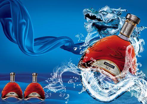 Photo free Cognac, Martell, Cognac Martel