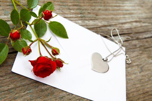 Фото бесплатно роза, цветок, красные розы