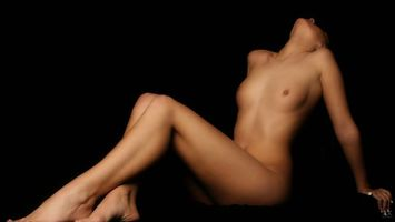Фото бесплатно обои, секси, голая, сиськи, позирует