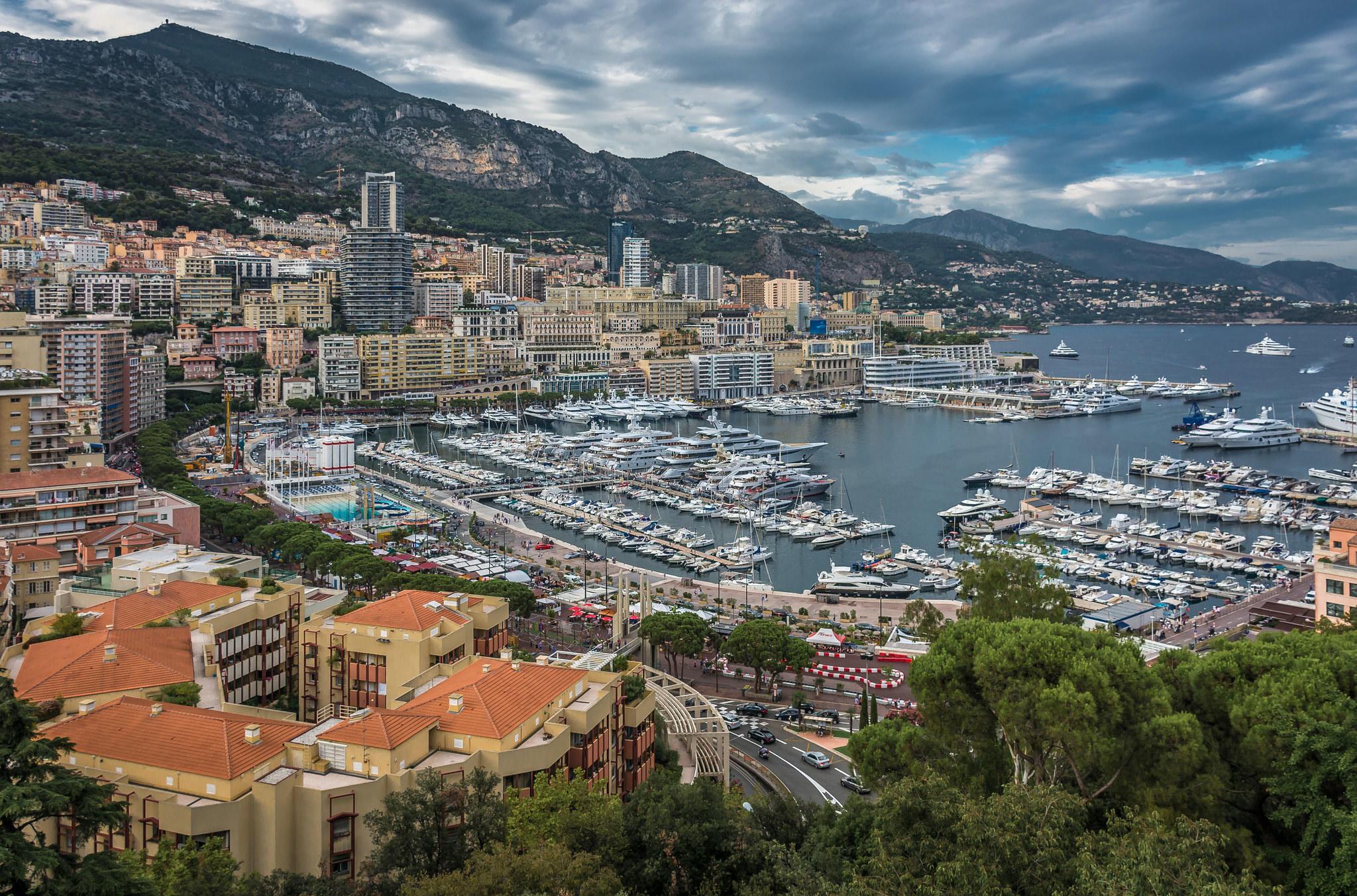Обои Monaco, Монако, Монте-Карло