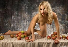 Заставки Natalia Shilova, Lia A, Lia May, модель, эротика, красотка, девушка