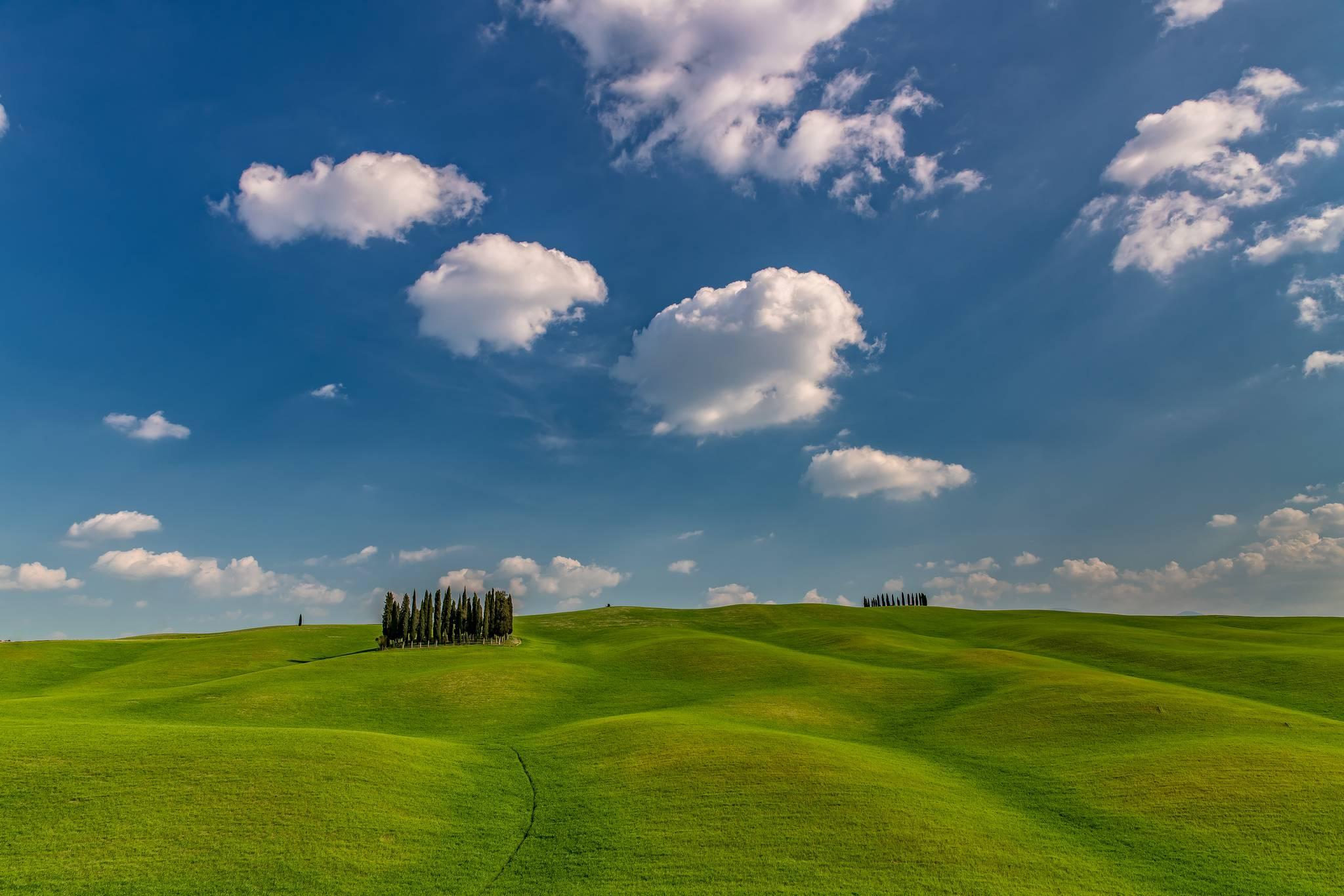 Spring, Tuscany, Italy
