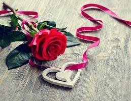 Фото бесплатно Романтический день, валентинка, день святого валентина