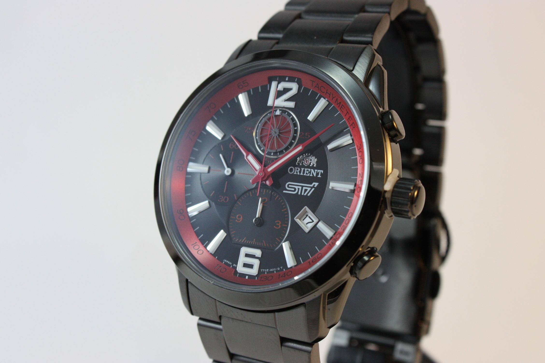 Обои часы, Orient, Ориент
