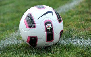 Фото бесплатно футбольное поле, трава, газон, разметка, мяч