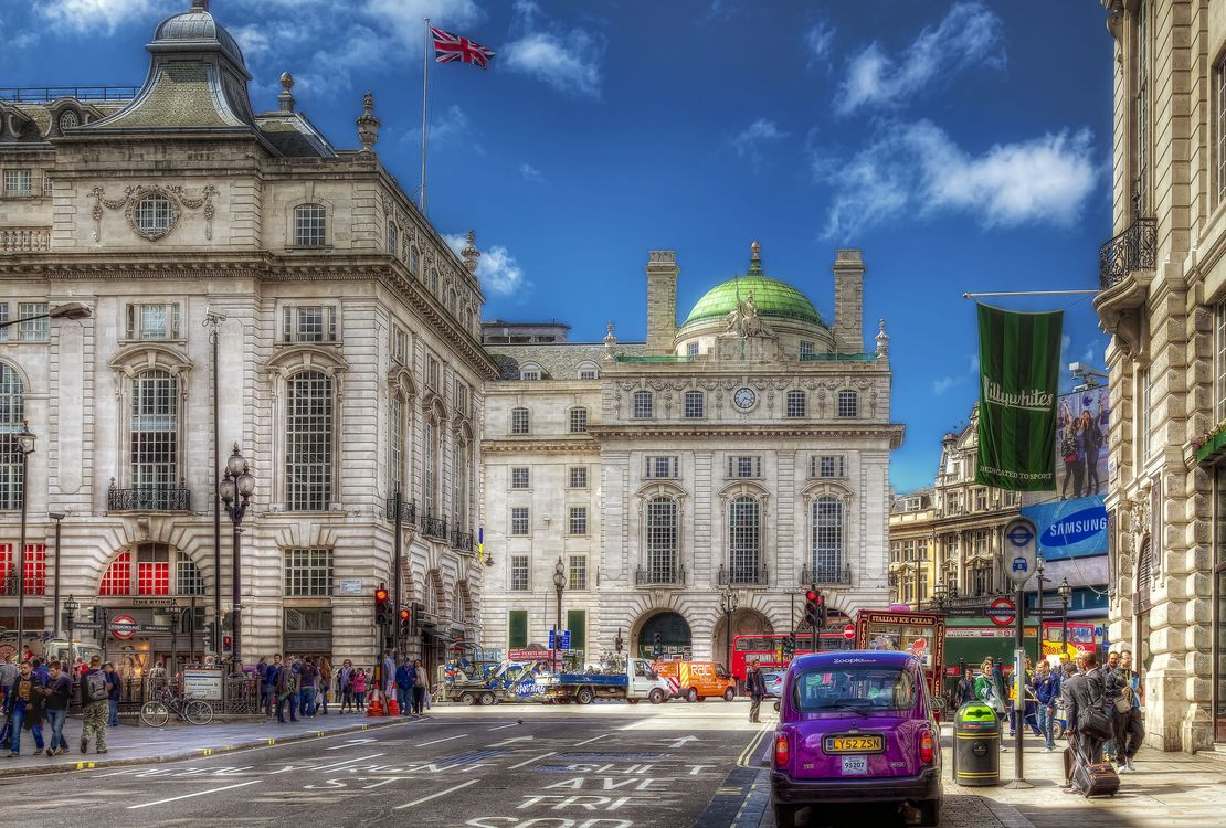 Обои Лондон, Великобритания, город картинки на телефон