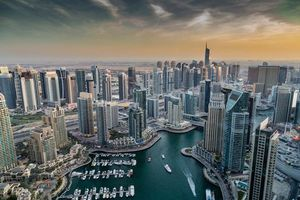 Фото бесплатно Дубай, Объединенные Арабские Эмираты, город