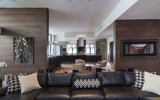 Фото бесплатно квартира, комнаты, кухня