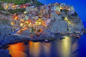 Фото бесплатно Manarola, Liguria, Italy