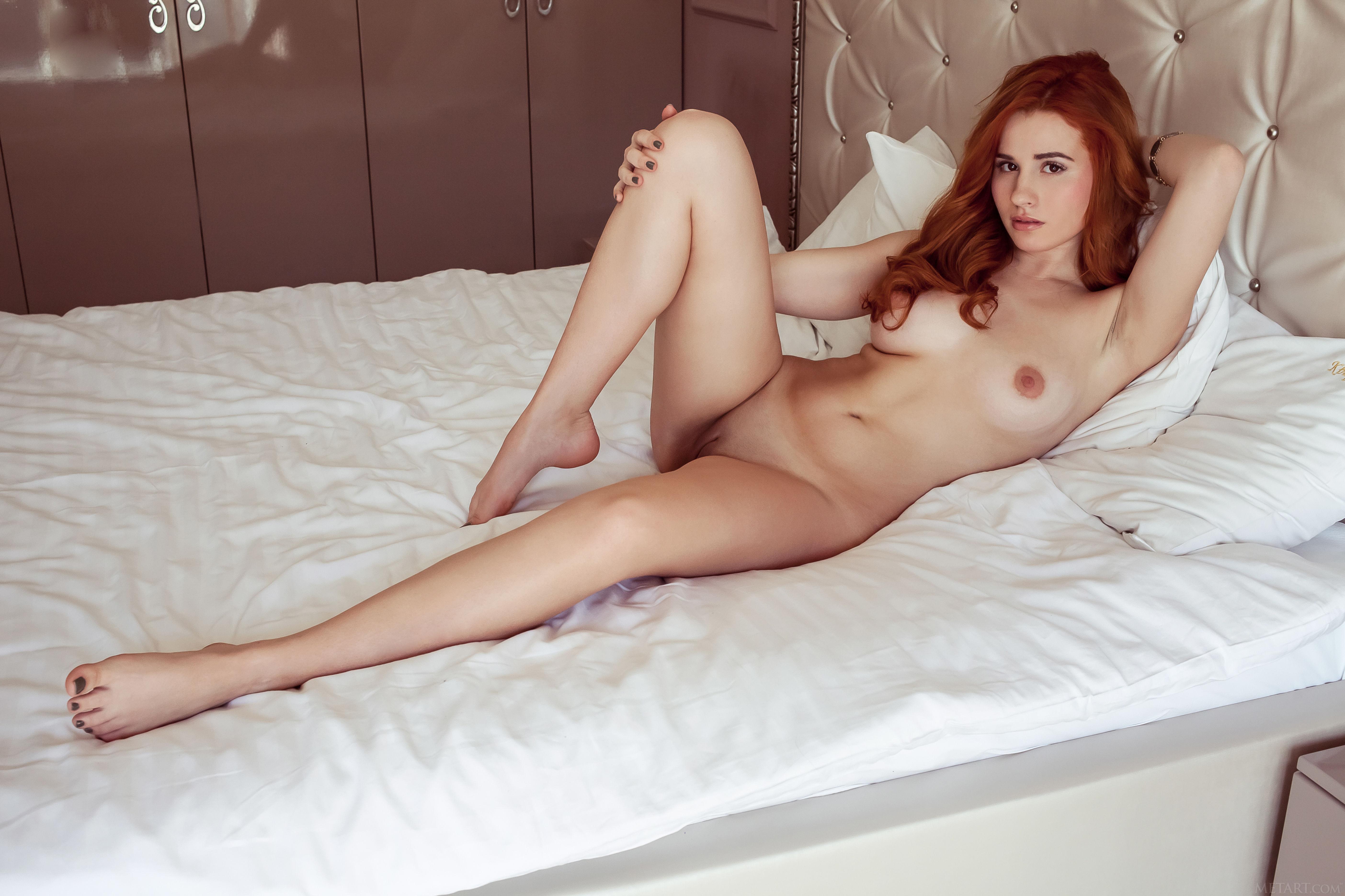 обои Nicole La Cray, модель, красотка, голая картинки фото