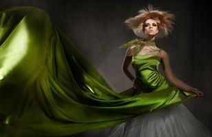 Обои девушка, девушки, макияж, лицо, косметика, стиль, гламур, красота, модель, красивый макияж, красотка, настроение
