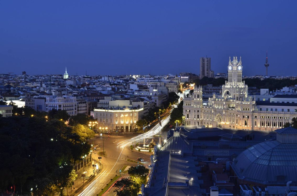 Фото бесплатно Madrid, Spain, Мадрид - на рабочий стол