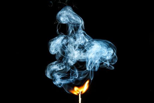 Красивый дым фото