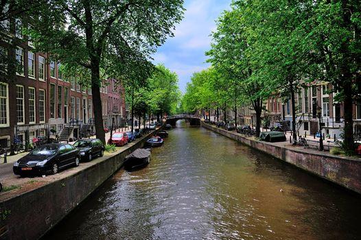 Фото бесплатно амстердам, амстердам - на рабочий стол