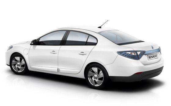 Photo free Renault, fluence, sedan