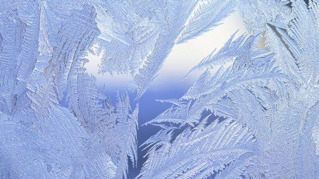 Заставки зима, поверхность, мороз
