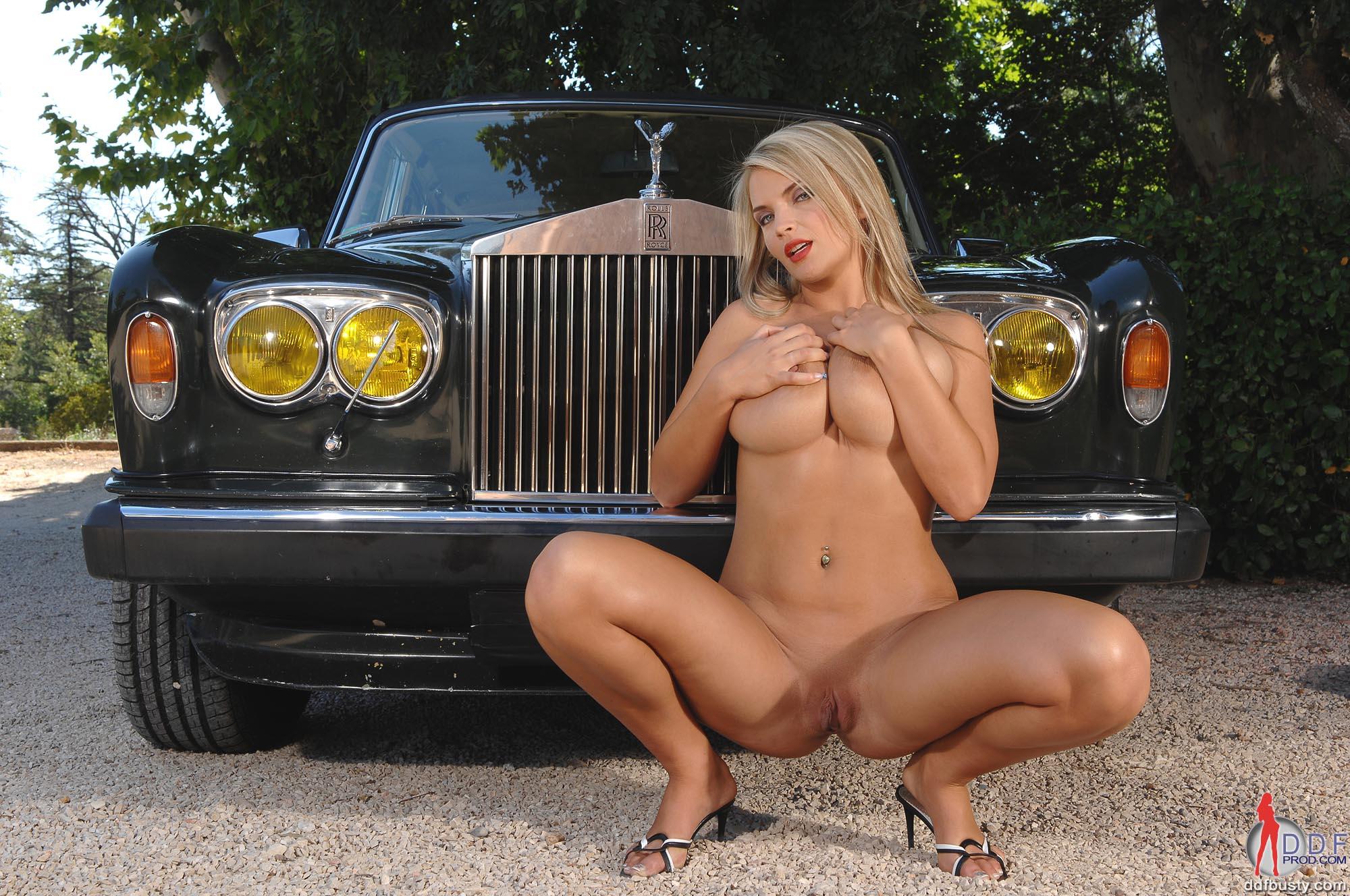 Лучшее порно в автомастерских