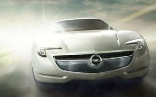 Photo free Opel, concept, lights