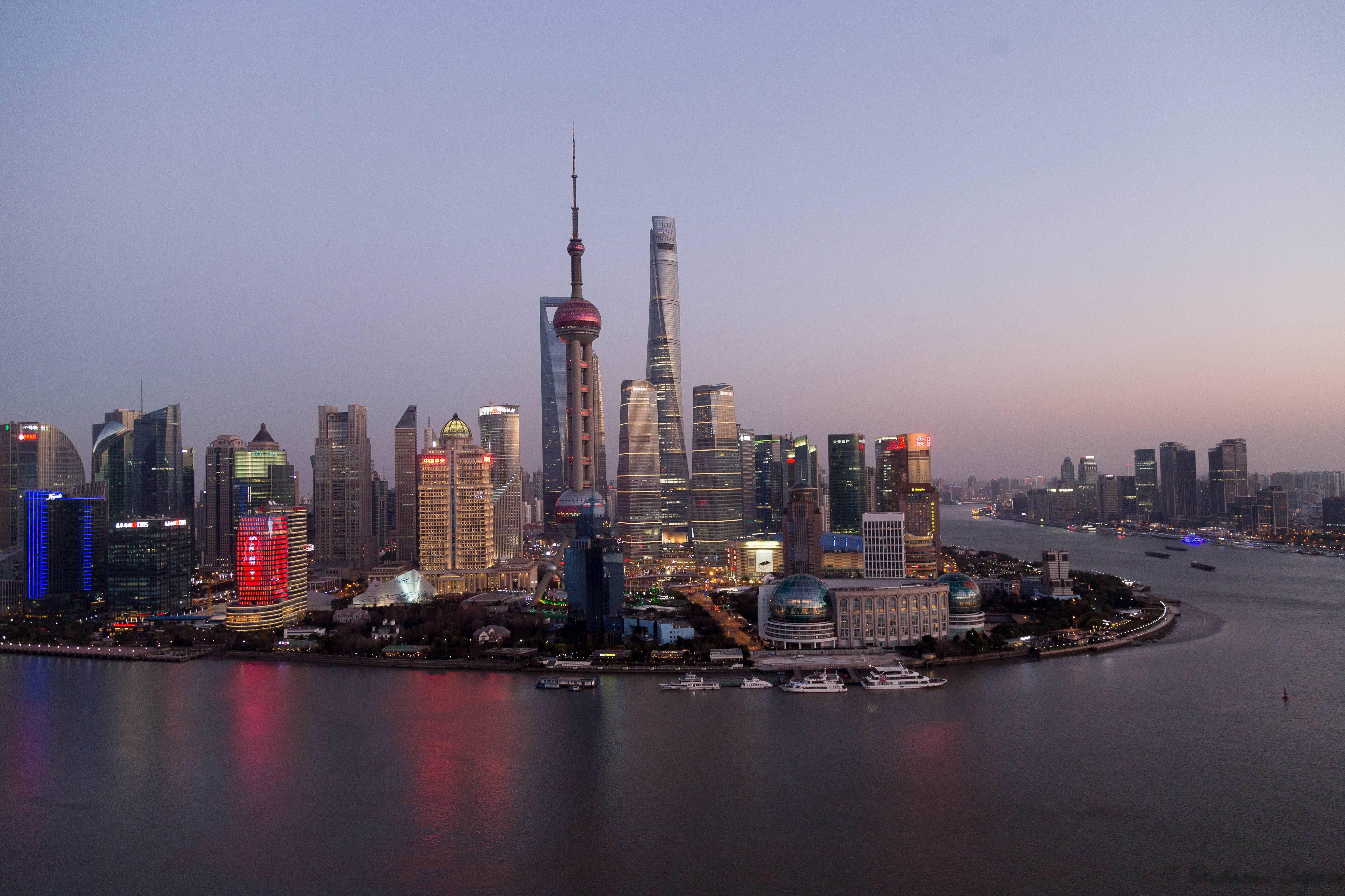 современные города китая фото розы