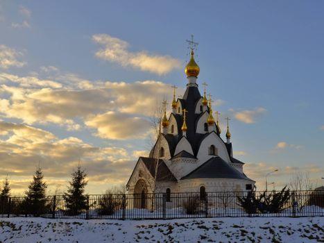 Фото бесплатно Церковь иконы Божией Матери, Печатники, Россия