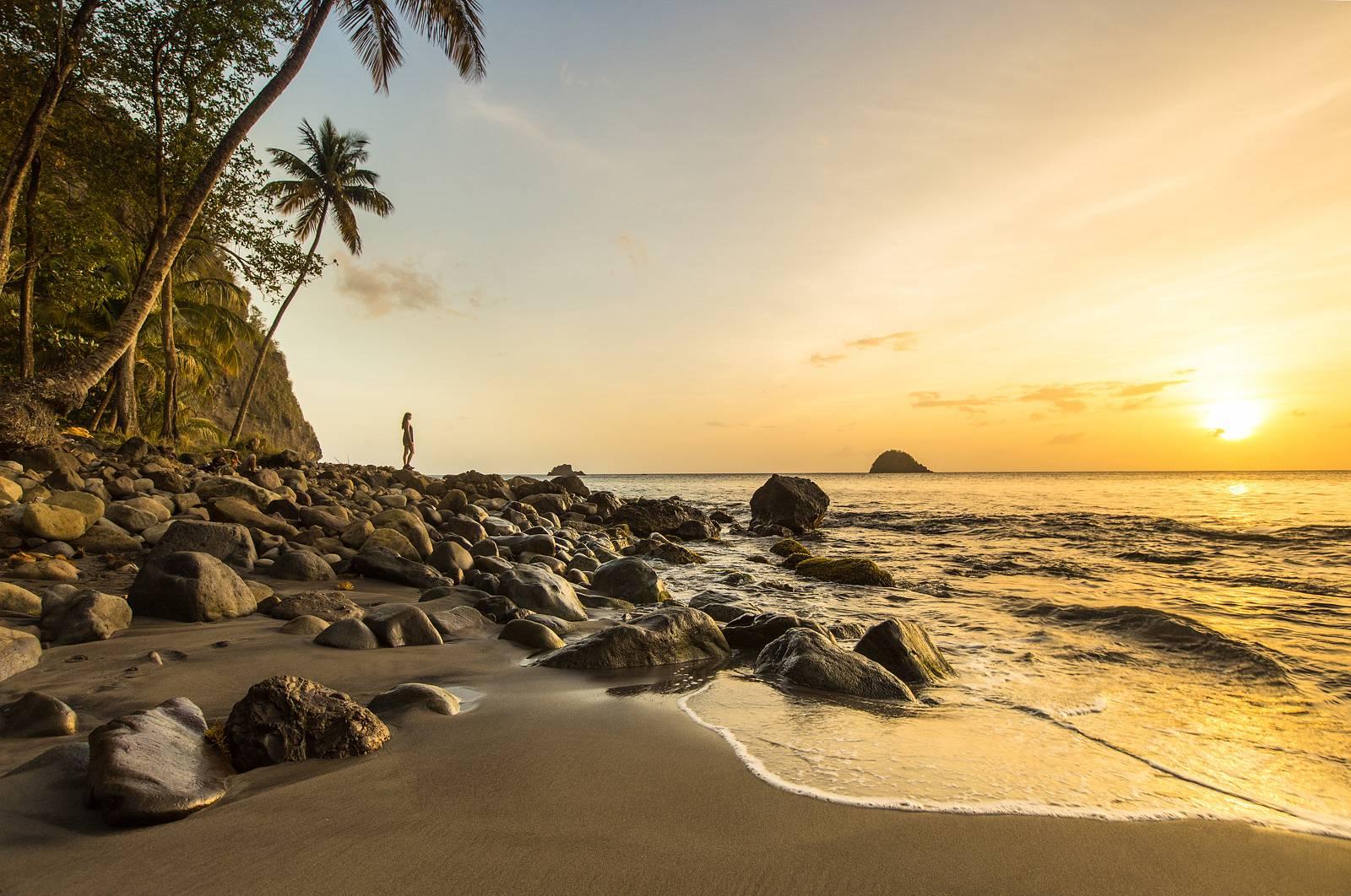Мартиника, Франция, Карибское море