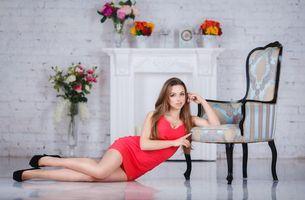 Фото бесплатно девушка, модель, красотка