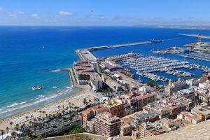 Фото бесплатно Alicante, Аликанте, Испания