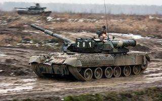 Фото бесплатно танки, башня, дуло