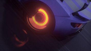 Фото бесплатно огненный, тормозной диск, колесо