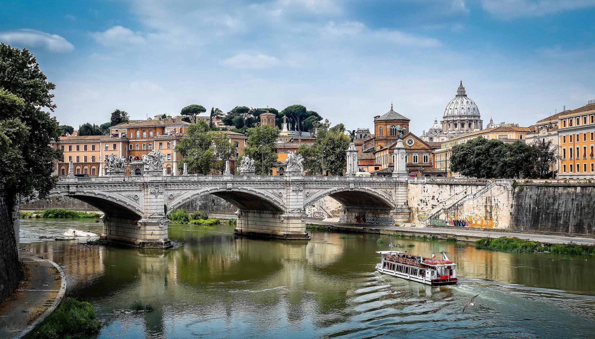 обои Рим, город, Италия картинки фото