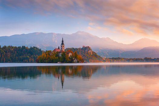 Бесплатно фото озеро блед, словения и без регистрации