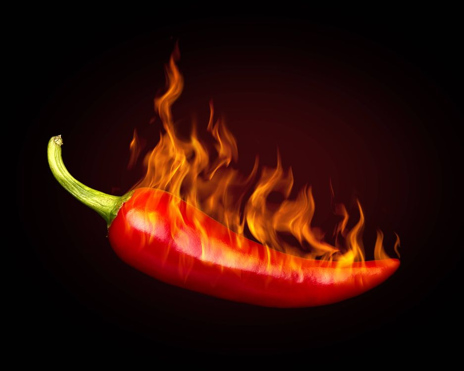 Фото бесплатно чили, еда, горение - на рабочий стол