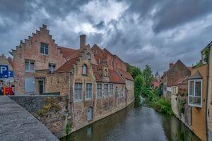 Бесплатные фото Brugge,Бельгия,Брюгге