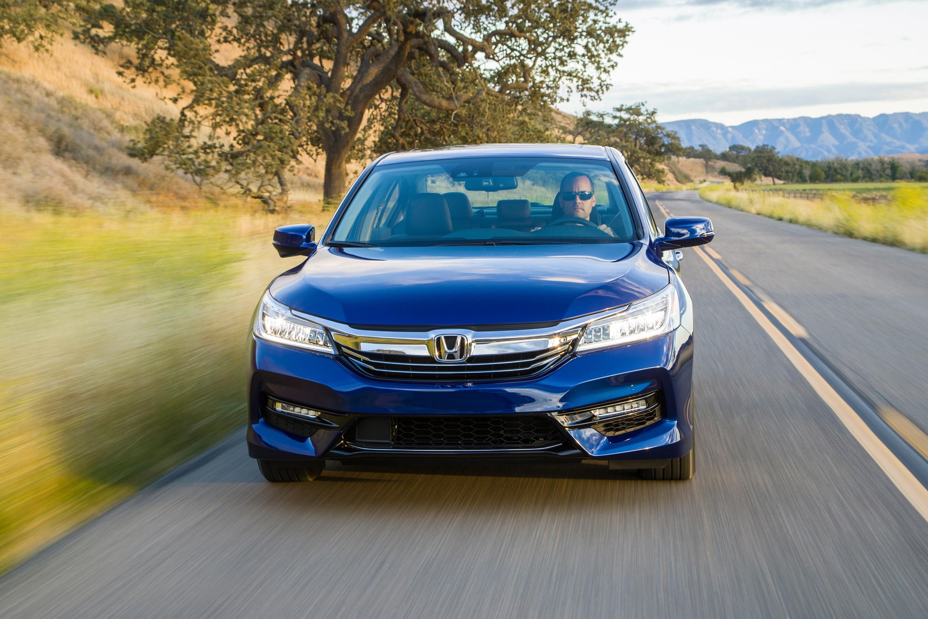 Обои Honda, Accord, Hybrid