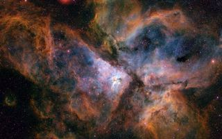 Бесплатные фото космическая туманность,звезды,планеты,газ